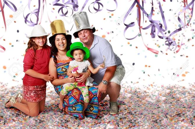 Carnaval Família - Recanto da Paz