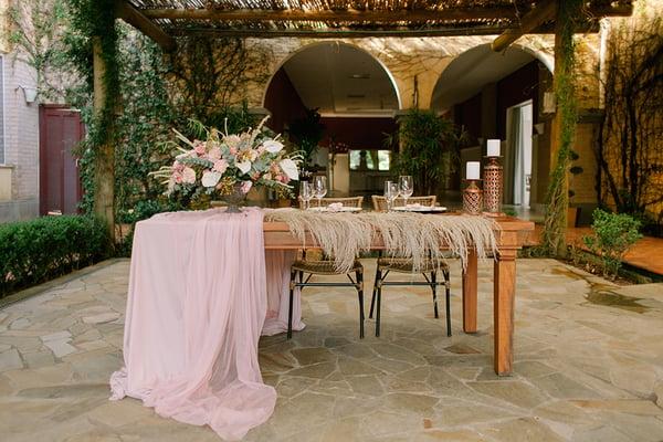 Recanto da Paz Hotel Fazenda casamento