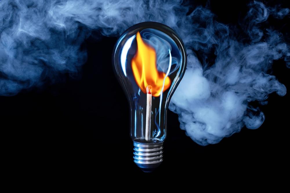 Recanto da Paz - A analogia do fogo nas liderancas