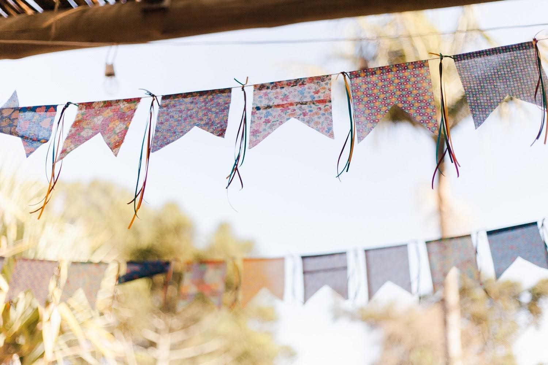 Recanto da Paz - Casamento com tema junino - Decoracao