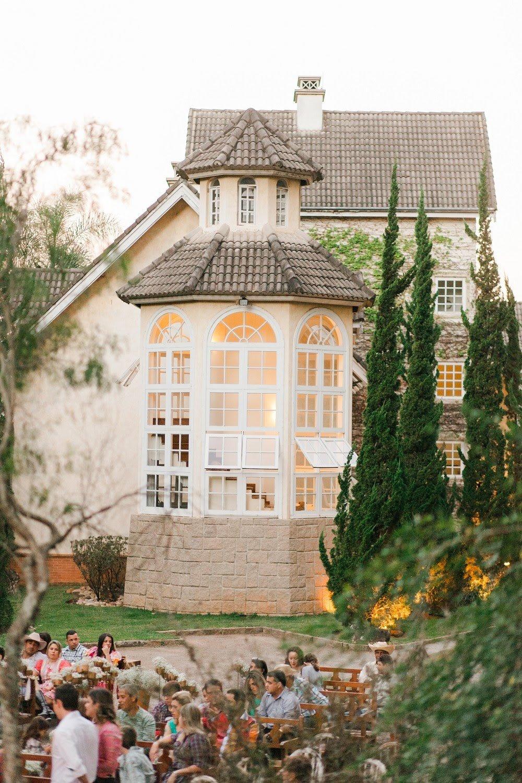 Recanto da Paz - Casamento com tema junino - O Hotel