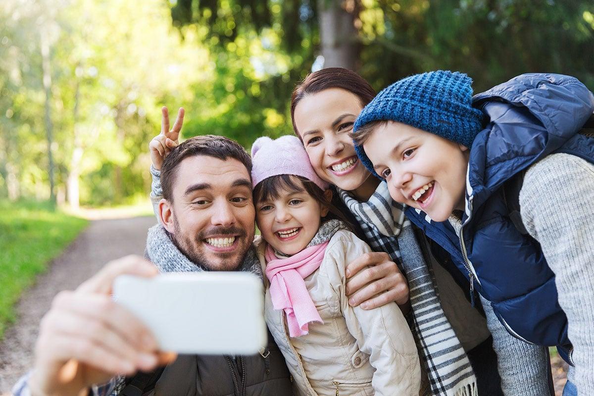 Recanto da Paz - Viagem com os filhos